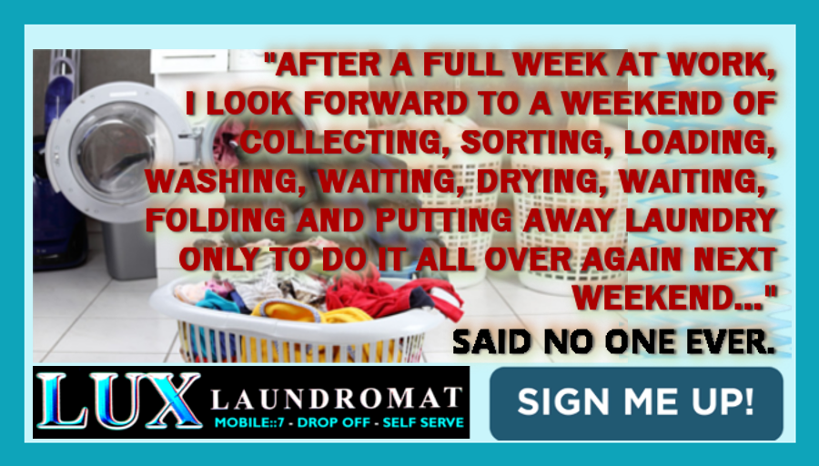 LUX LAUNDROMAT RESIDENTIAL SERVICES
